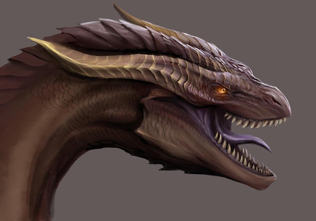 how to break dragon head