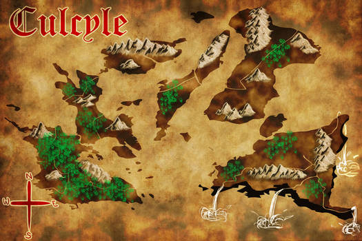 Culcyle Map
