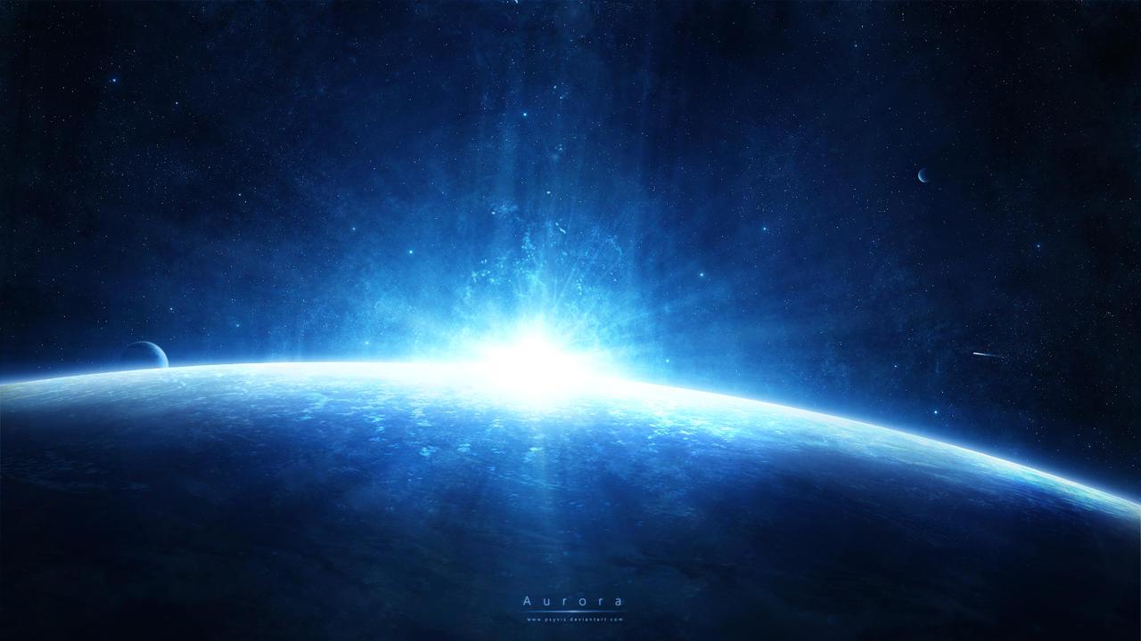 Aurora by Psyxis