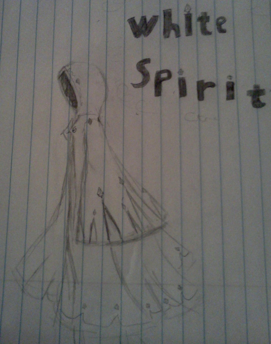 The White Spirit. by daddysgirl554