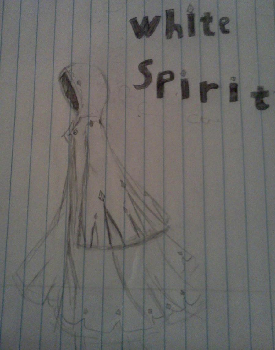 The White Spirit. by daddysgirl554