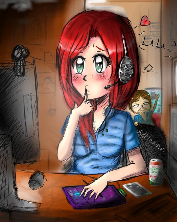 -Art-Zoned- by daddysgirl554