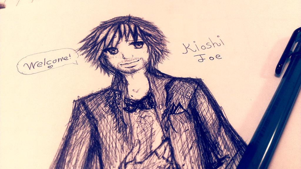 Kioshi Joe by daddysgirl554