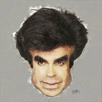 David Copperfield Caricature