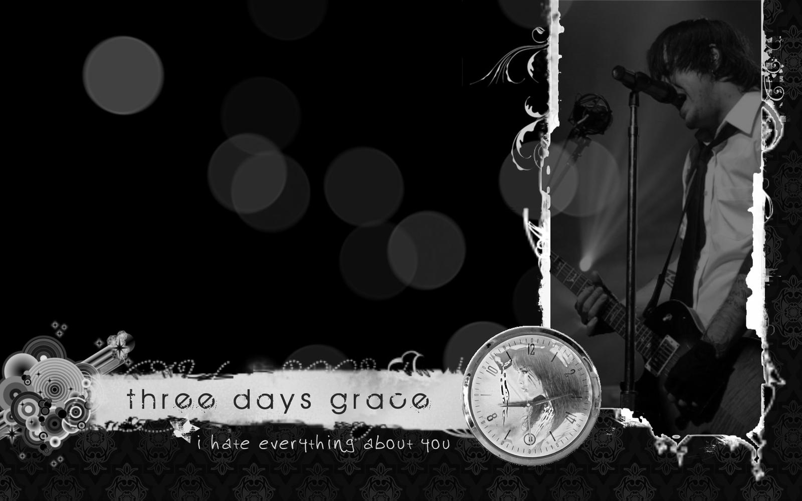 Three days grace wallpaper 2 by flatlace on deviantart - Three days grace wallpaper ...