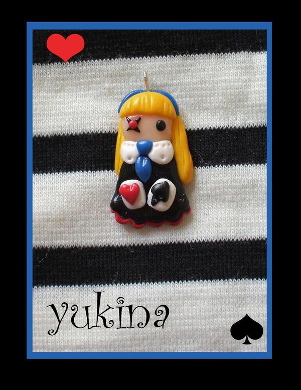 Strange Alice by yukinaaa