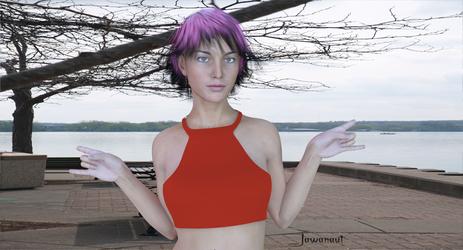 Strike a Pose by Jawanaut