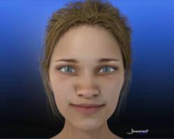 Aliyah's portrait