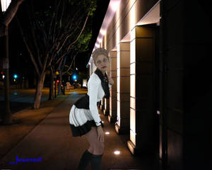 Aliyah Night Walk in the City
