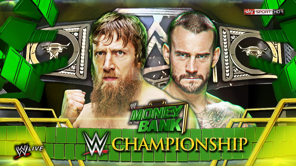 WWE Money In The Bank 2013 Match Card Remake [HD] by EdgarLazarte on ...