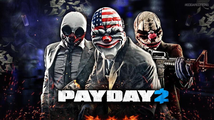 Payday 2 Custom Wallpaper [HD] By EdgarLazarte On DeviantArt
