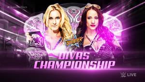 WWE SummerSlam 2016 Custom Match Card [HD]