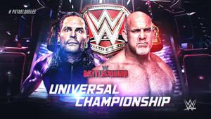WWE Battleground 2018 Custom Match Card [HD]