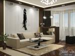 Living Room - 1a