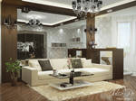 Living Room - 1b