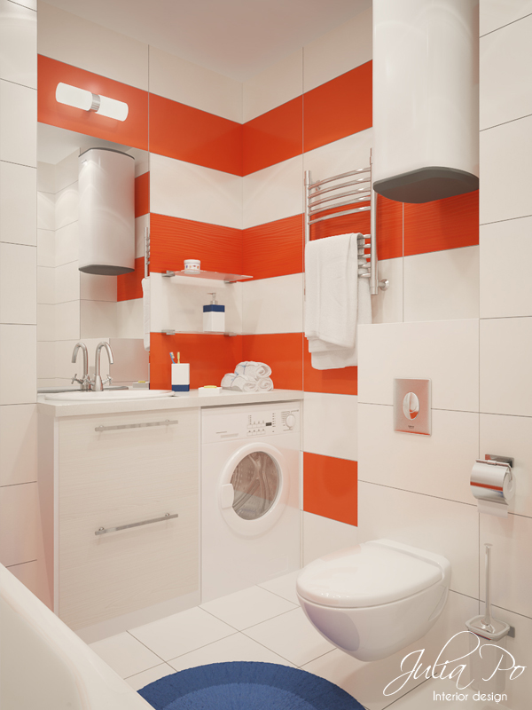 Bathroom White And Red 2 By Cheshindra On Deviantart