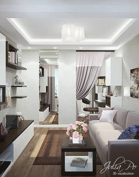 Grey Apartment - 2