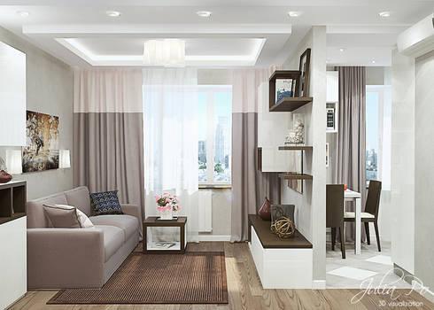 Grey Apartment - 1