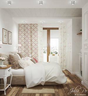 White Provence Bedroom