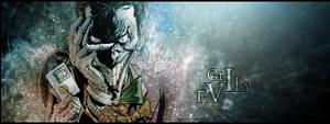 Evil Joker by Grily