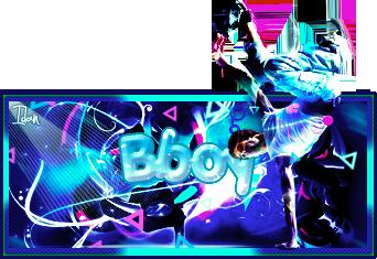 BBoy -  by idanzor