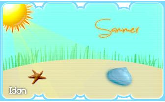 Summer by idanzor