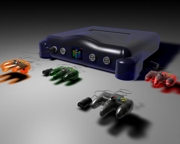 N64 2 'different view'