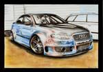 Audi RS4 - Titanium