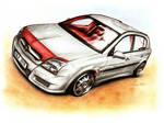 Opel Signum - Antares