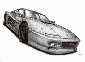 Ferrari 512 TR by Medvezh