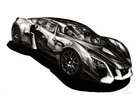 Marussia B2 - The Dark Tsar by Medvezh