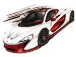 McLaren P1 Bespoke Project 8