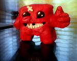 A tribute to super meat boy