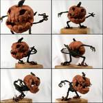 pumpkin carl by kezeff