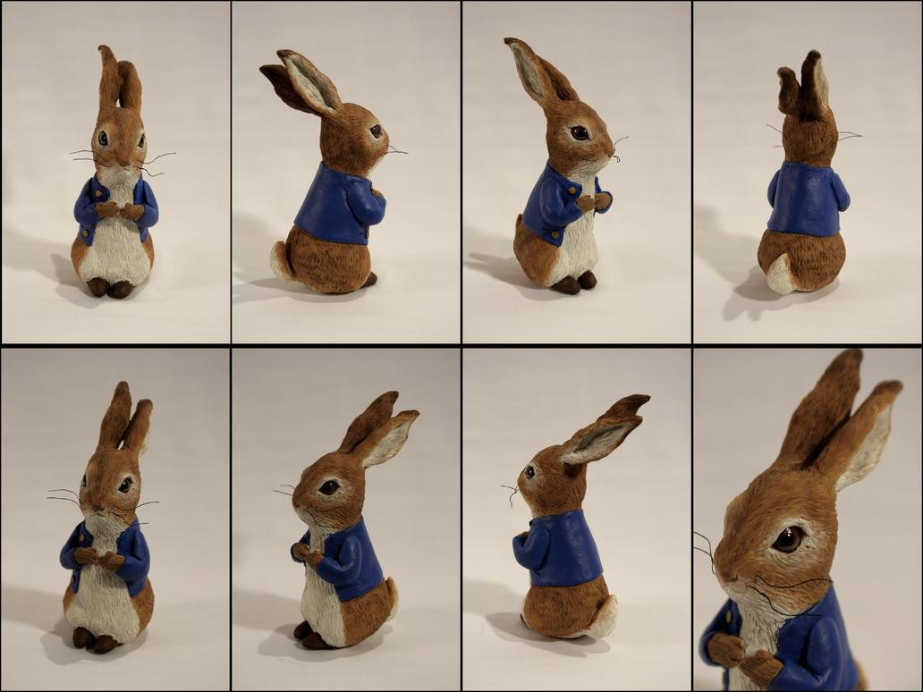 peter rabbit by kezeff