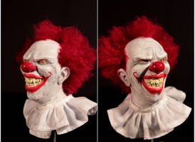 strangles the clown