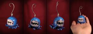 squidly mini ornament