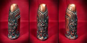cthulhu idol by kezeff