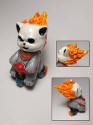 Ghost Rider Kitty