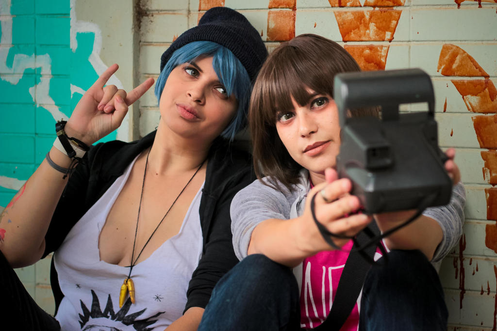 Say cheese by melcosplay