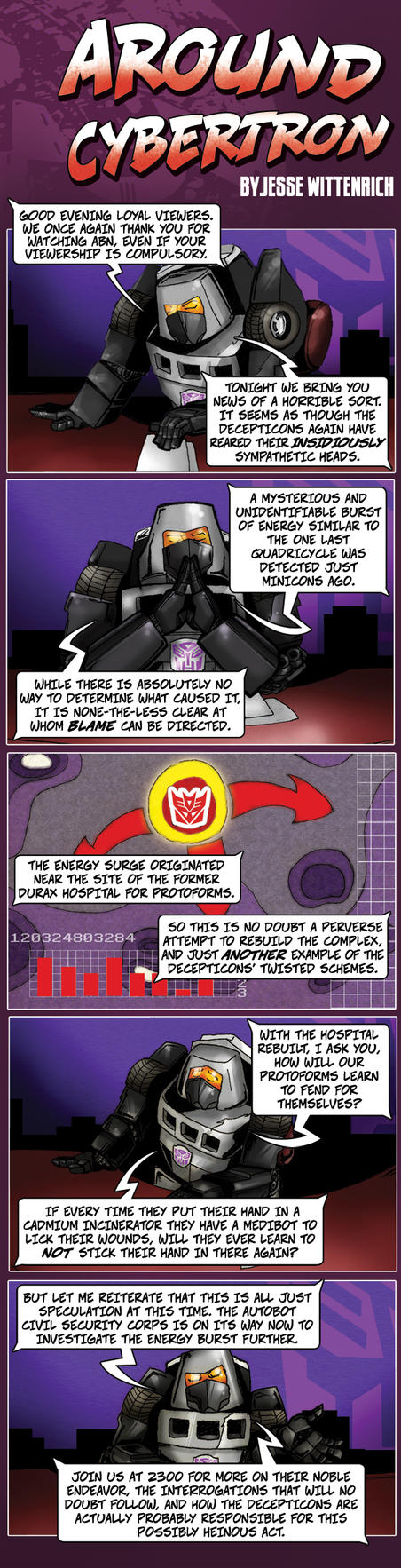 Around Cybertron 3 by RID-NightViper