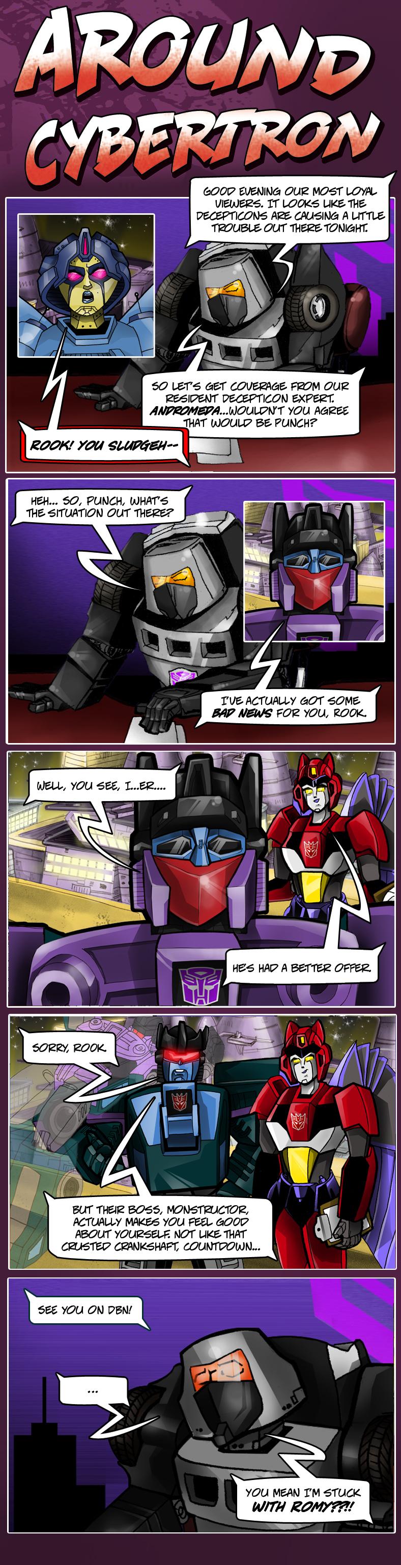 Around Cybertron Part 8 by RID-NightViper