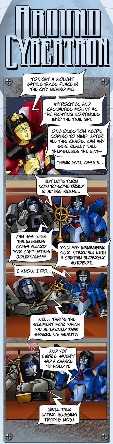 Around Cybertron Part 17 by RID-NightViper
