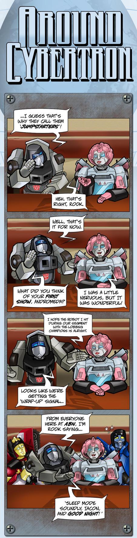 Around Cybertron Part 18 by RID-NightViper