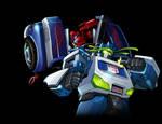 BotCon 2012 Ultra Magnus and Soundwave