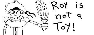 Miiverse repost #4: Roy is our Boy by ToonGuy5