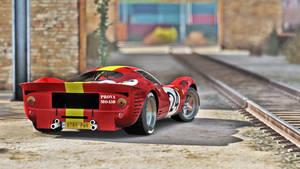 Ferrari P3 3