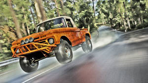 Ford Offroad Truck 6