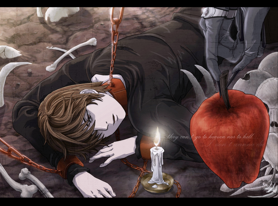 Light Yagami : Trapped in Shinigami World by ForeverMedhok on ...