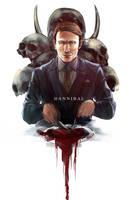 Hannibal by ForeverMedhok